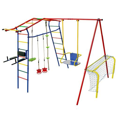 Детский спортивный комплекс для дачи КМС Игромания-6 Спорт
