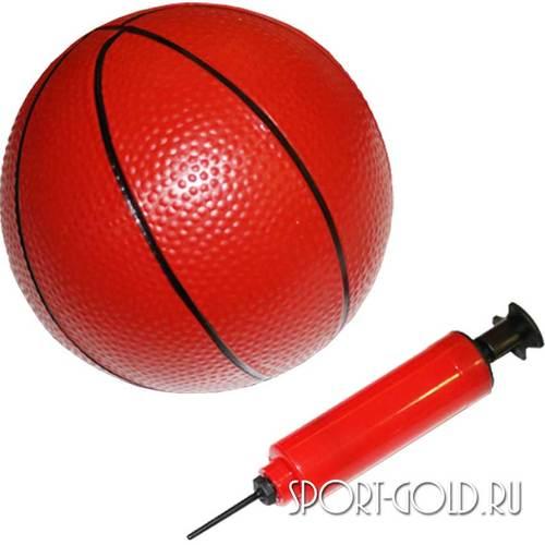 Аксессуар для ДСК АССОРТИ Мяч с насосом BS01542