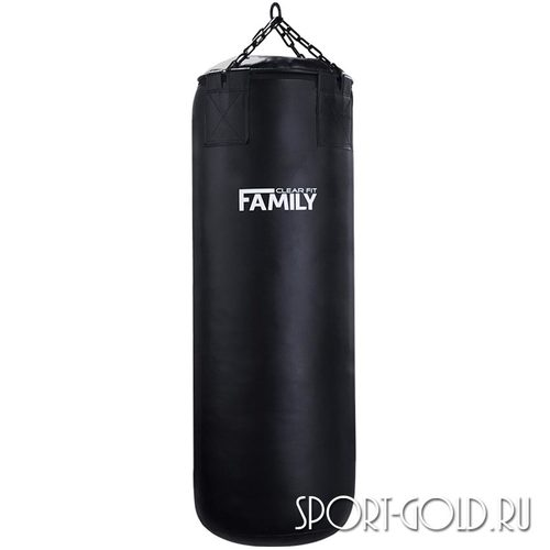Боксерский мешок FAMILY PNK 70-130, 70 кг, кожа