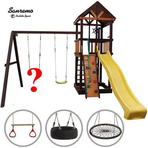 Детский игровой комплекс Perfetto Sport Sanremo