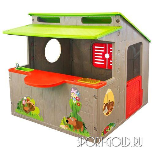 Детский игровой домик MOCHTOYS 11392 Ферма