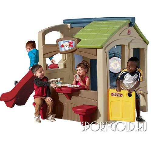 Детский игровой домик Step2 Веселые соседи