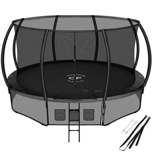 Батут Clear Fit SpaceStrong 14ft (4,27 м)
