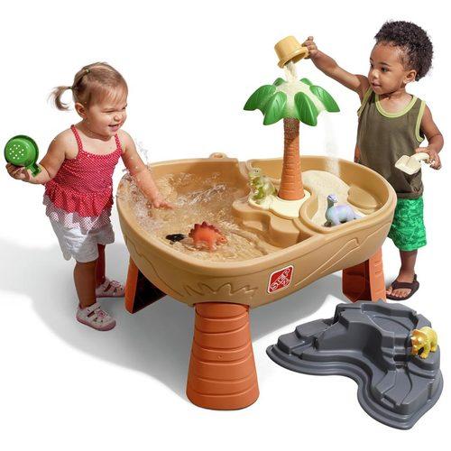 Столик для игры с песком и водой Step2 Дино