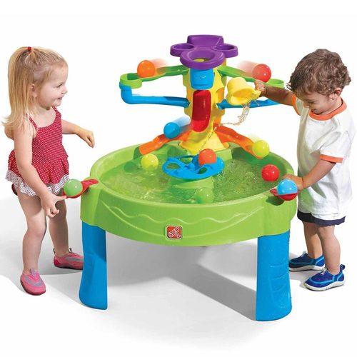 Столик для игр с водой и шариками Step2 Три в одном