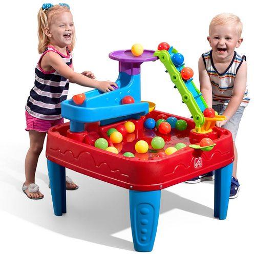 Столик для игр с водой и шариками Step2 Дискавери