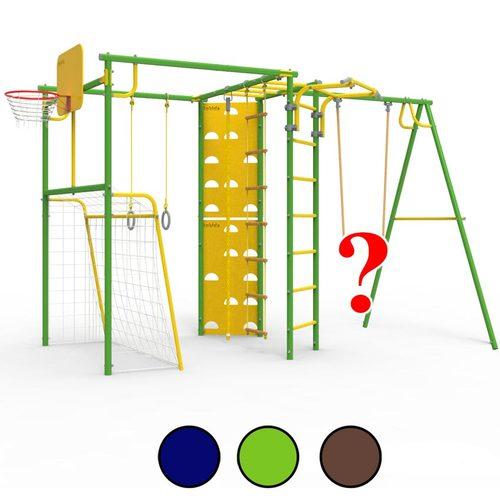 Детский спортивный комплекс для дачи ROKIDS УДСК-7.2 Атлет-К