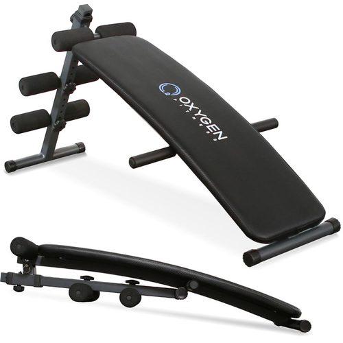 Скамья для пресса Oxygen Arc Sit Up Board