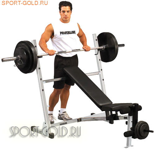 Скамья Body Solid Powerline POB44