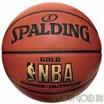 Баскетбольный мяч SPALDING NBA Gold