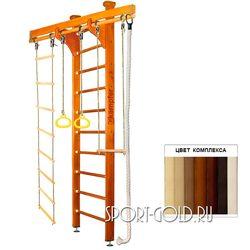 Детский спортивный комплекс Kampfer Wooden Ladder Ceiling