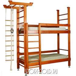 Детский спортивный комплекс Kampfer мебель Two Dream
