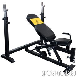 Скамья силовая Powertec Olympic Bench WB-OB15