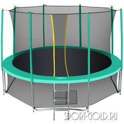 Батут Hasttings Classic Green 14ft (4,26 м)