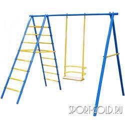 Детский спортивный комплекс для дачи Kampfer Single Space Plus