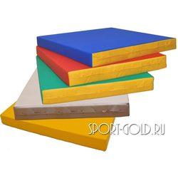 Спортивный мат АССОРТИ №2, 100х100х10 см