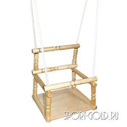 Аксессуар для ДСК АССОРТИ Качели деревянные детские