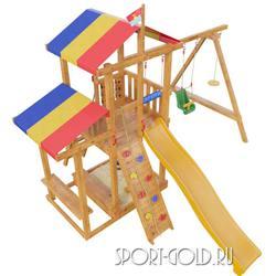 Детский спортивный комплекс для дачи САМСОН Кирибати