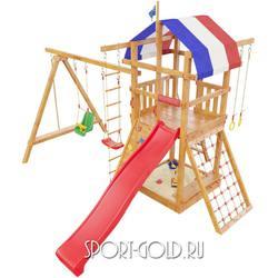 Детский спортивный комплекс для дачи САМСОН Тасмания