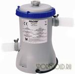 Дополнительный аксессуар для бассейна Bestway Фильтрующий насос 58381, 58383, 58386