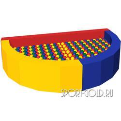 Сухой бассейн с шариками ROMANA Ломтик