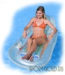 Дополнительный аксессуар для бассейна Bestway Надувной матрас со спинкой