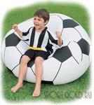 Дополнительный аксессуар для бассейна Bestway Надувное кресло Футбол