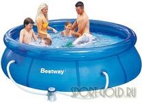 Бассейн Bestway 57270 с фильтром