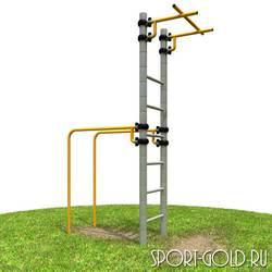 Детский спортивный комплекс ROMANA 204.12.00 Брусья Workout