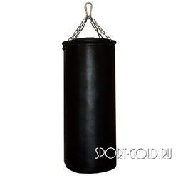 Боксерский мешок РОККИ 80х33 см, 25 кг, кожа