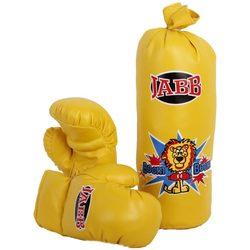 Боксерский мешок Jabb JE-3061 c перчатками