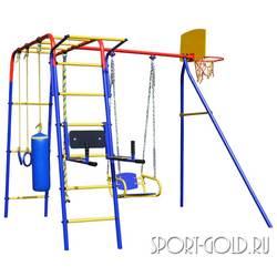 Детский спортивный комплекс для дачи ПИОНЕР Юла Макси