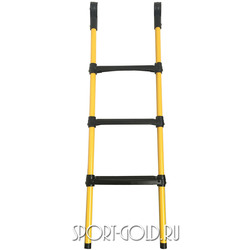 Лестница для батута DFC Trampoline Fitness 12 - 16ft, 3ST-Y