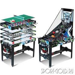 Игровой стол Трансформер DFC Joy 5 в 1