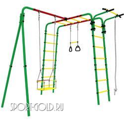 Детский спортивный комплекс для дачи Kampfer Childish