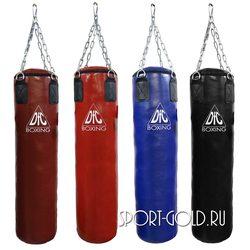 Боксерский мешок DFC HBPV3.1, 120х30 см, 35 кг, ПВХ