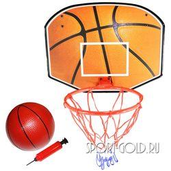 Аксессуар для ДСК АССОРТИ Баскетбольный щит с мячом BS01538