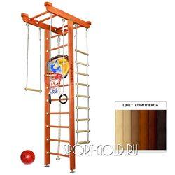 Детский спортивный комплекс Kampfer Big Sport Ceiling Basketball Shield