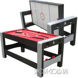 Игровой стол Трансформер DFC Feria, 2 в 1