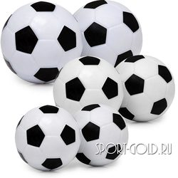 Аксессуар для игры Fortuna Мяч для настольного футбола, 2 шт