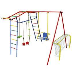Детский спортивный комплекс для дачи КМС Игромания-2 Футбол