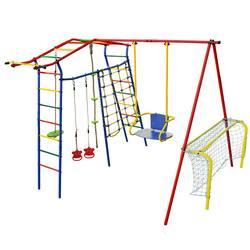 Детский спортивный комплекс для дачи КМС Игромания-4 Динамика