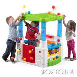 Детский игровой домик Step 2 Веселые шары