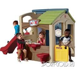Детский игровой домик Step 2 Веселые соседи