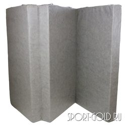 Спортивный мат Midzumi №6, 150х100х10 см винилискожа, складной
