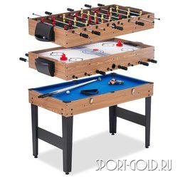 Игровой стол Трансформер PROXIMA Suares 48', 3в1