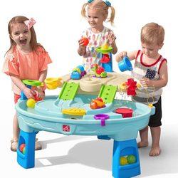 Столик для игр с водой и шариками Step2 Мир приключений