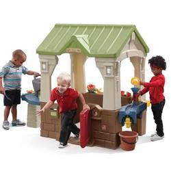 Детский игровой домик Step2 Летний