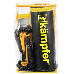 Боксерский мешок Kampfer First Ring 1,5 кг с перчатками