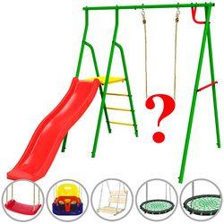 Детский спортивный комплекс для дачи Kampfer Alpen (Swing, Baby, Teen, Young 60, Young 80)